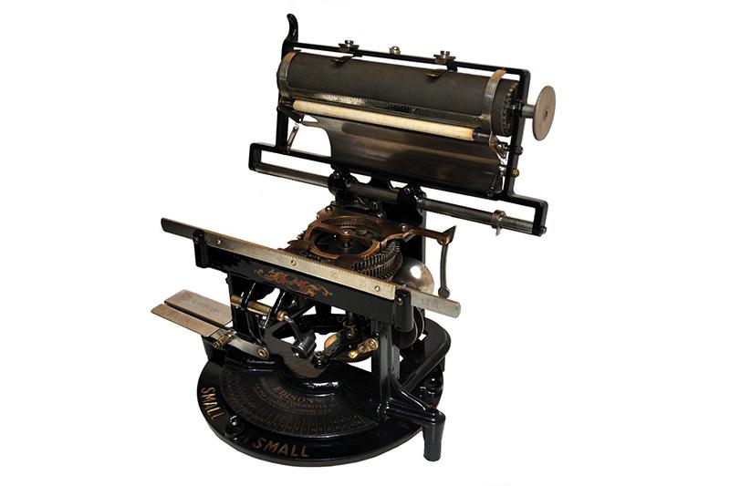 1892 Mimeograph